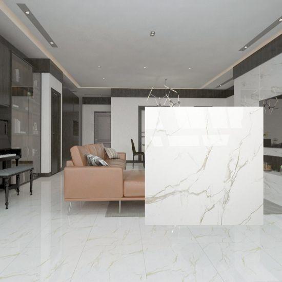 Floor 24x24 White Porcelain Tile