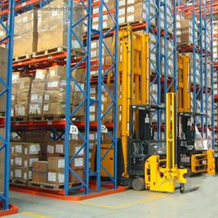 Heavy Duty Warehouse Drive in Rack with Pallet