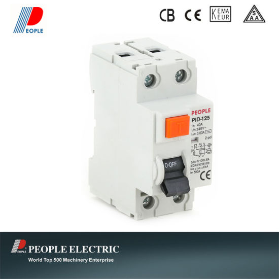 3P+N Residual Current Circuit Breaker RCCB Air Switch 63A//80A//125A Brand New