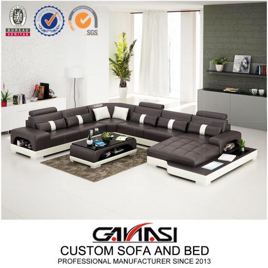 [Hot Item] Italian Contemporary Sofa Furniture for Living Room