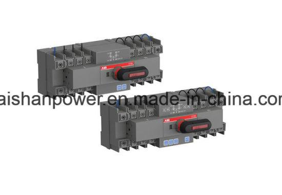 China Schneider Electric ABB Brand ATS Panel Automatic