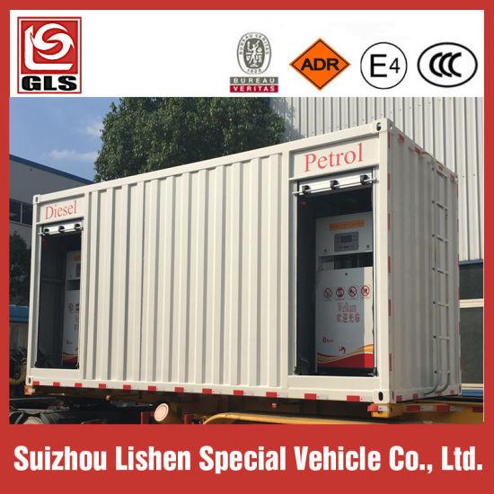 Mobile Fuel Station Hot Sale 15000L 20000L 25000L 30000L