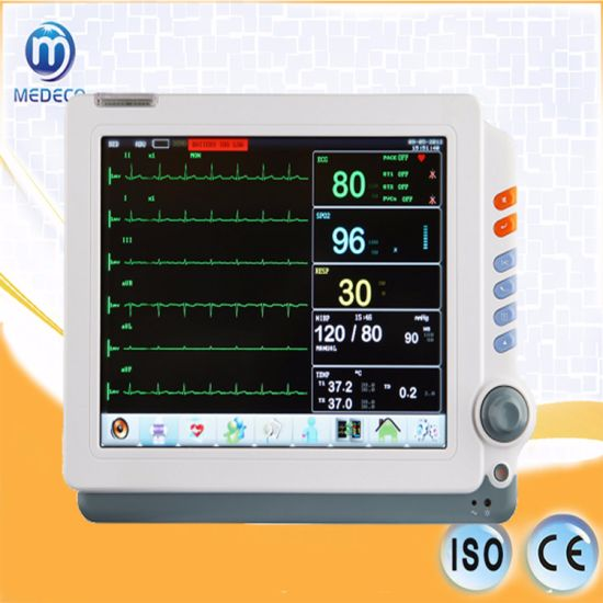 Me3306g Medical Portable Digital Electrocardiograph 6 Channel ECG Machine with Ce&ISO Approved pictures & photos