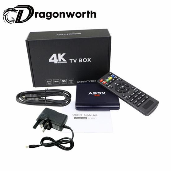 Amlogic TV Box A95X R1 S905W 1g 8g USB Custom Firmware Android Hot Salea  Amlogic S905W Quad Core Android 7 1