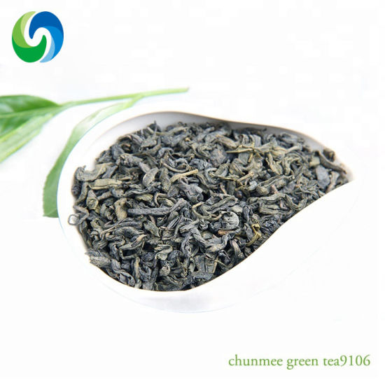 China Green Tea Flecha Quality 9106 Chumee Wholesale Green Tea