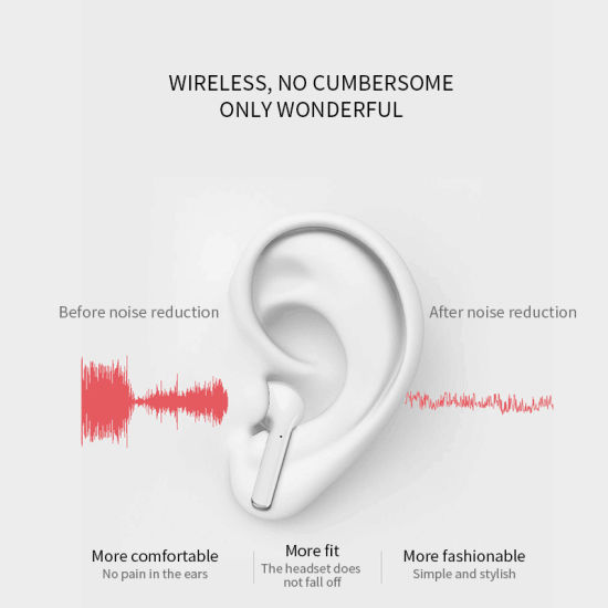 New Product 2019 True Wireless Stereo Headphones I12 Tws Earphones
