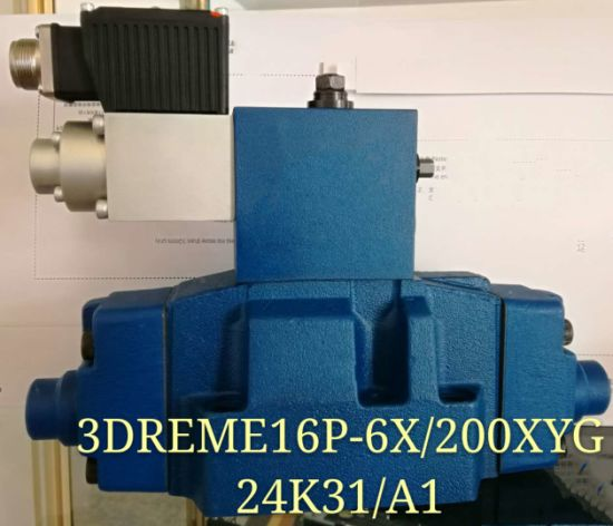 China Replace Rexroth Proportional Pressure Reducing Valve