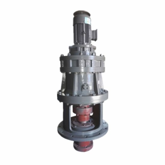 Vertical Installation Electric Motor Cycloidal Reducer Bl6 Bld6 XL9 Xld9 Cycloidal Gearbox