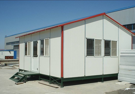 Prefabricated House (One Story) pictures & photos