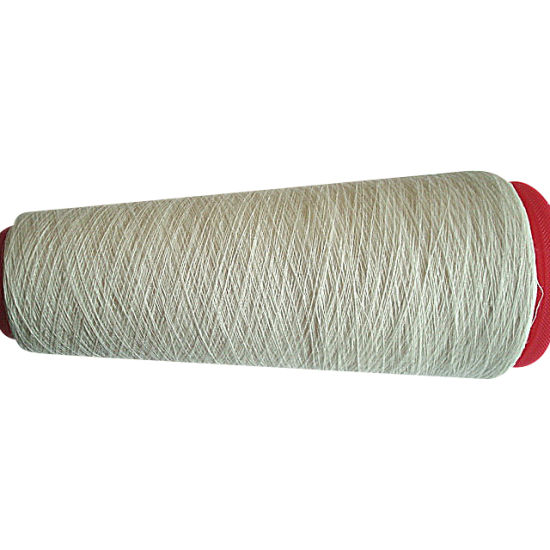 100% Hemp Bleached Yarn -Nm60s/1 pictures & photos