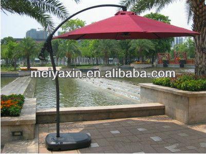 Outdoor Umbrella/ High Quality Babana Umbrella Beach Um-04