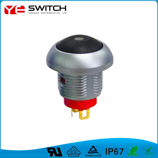 Waterproof Electronic Stainless Switch Push Button Switch
