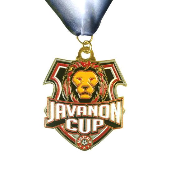 Custom Carnival Medallion Marathon Madels Award Winner Medal