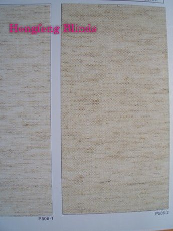 Linen Fabric For Vertical Blind Vane (P506 Series) pictures & photos