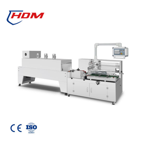 GB-350 Automatic Flooring Boards Heat Shrink Wrapping Machine