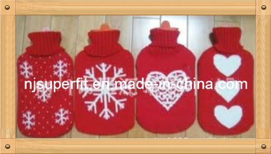 Christmas Hot Water Bag Knitted Cover (C05) pictures & photos