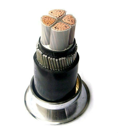 Low Voltage XLPE Insulated Electric Cable pictures & photos