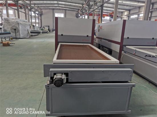Easy Operation Vacuum Membrane Press Machine PVC Wooden Door