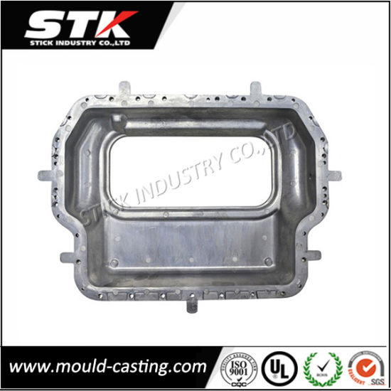 Machinery Parts by Aluminum Alloy Die Casting (STK-14-AL0071) pictures & photos
