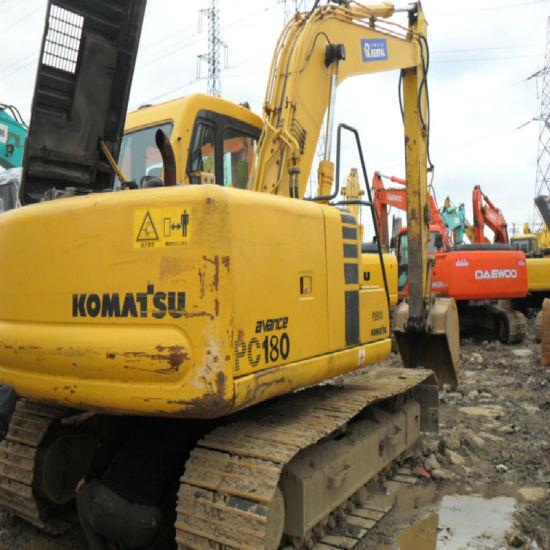 Used Japan Komatsu Excavator PC100-5