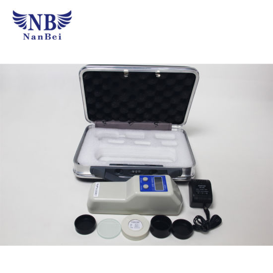 Whiteness Meter Digital Display for Powder, Rice and Color Close to White