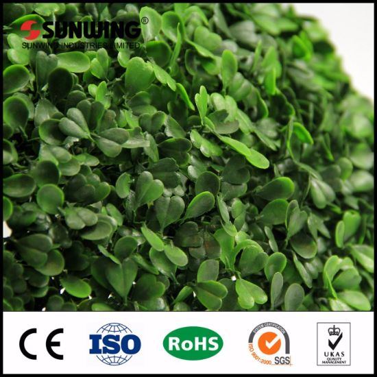 Wholesale High Quality Garden Artificial Boxwood Topiary Fence Ball pictures & photos