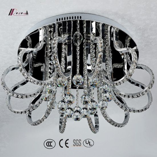 Crystal and Aluminum LED Ceiling Light for Decoration pictures & photos