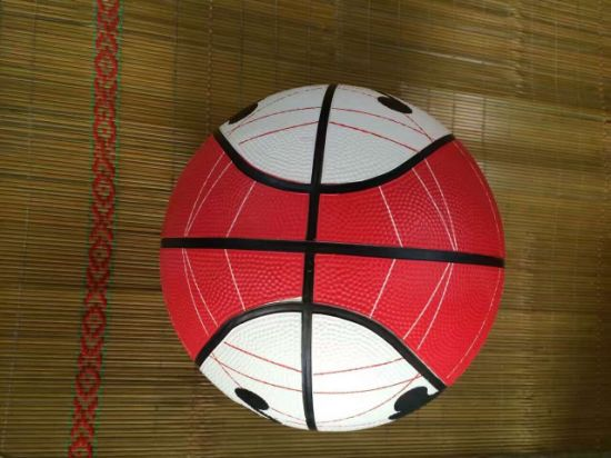 7# Rubber Outdoors Sports Basketball pictures & photos