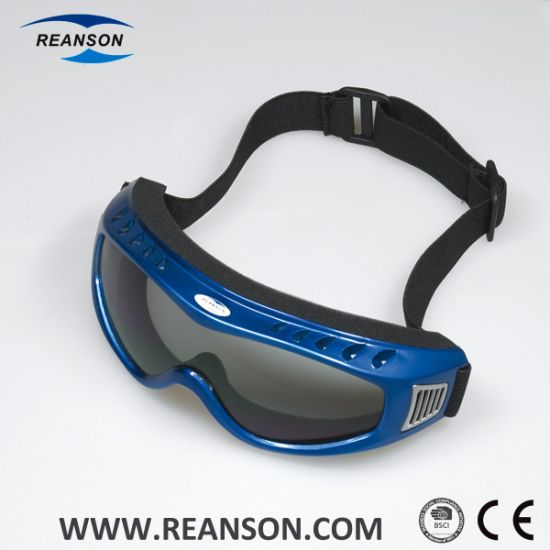 Outdoor Sports Windproof Anti-Scrach Dirt Bike Motocross Goggles pictures & photos