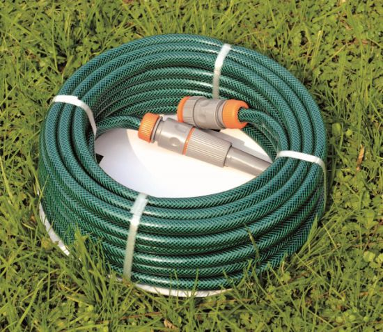 Garden Hose Economy 15m Fitted Hand Tools Gardening OEM pictures & photos