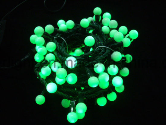2016 LED Party Ball String Light Home Decoration for Garden Items pictures & photos