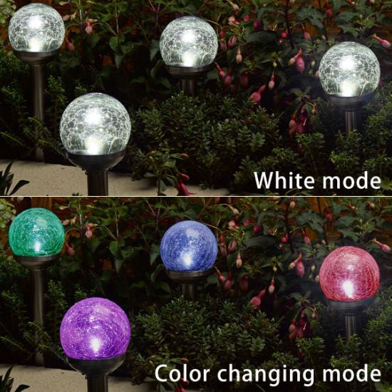 Garden Lights Outdoor Lighting Color