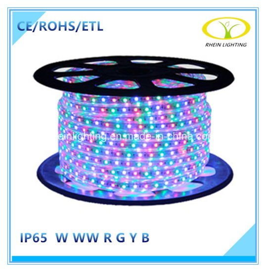 Ce RoHS Approved Flexible LED Strip Light with Factory Price pictures & photos