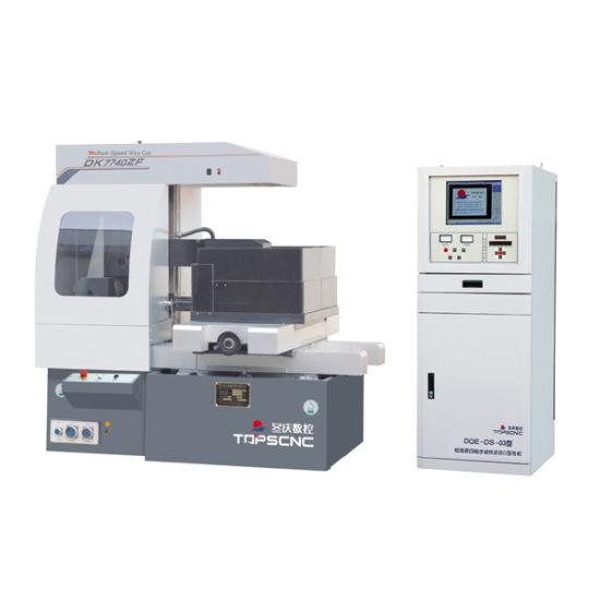 China High Speed Metal Working CNC EDM Wire Cut Machine - China High ...