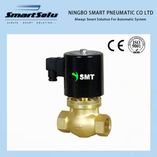 Zqdf Series Piston Steam Solenoid Valve pictures & photos