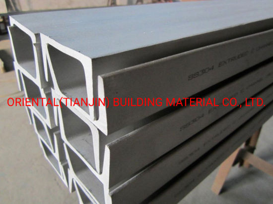 Building Materials Hot Rolled Channel Steel Beam From Steel Channel Manufacturer Good Price pictures & photos