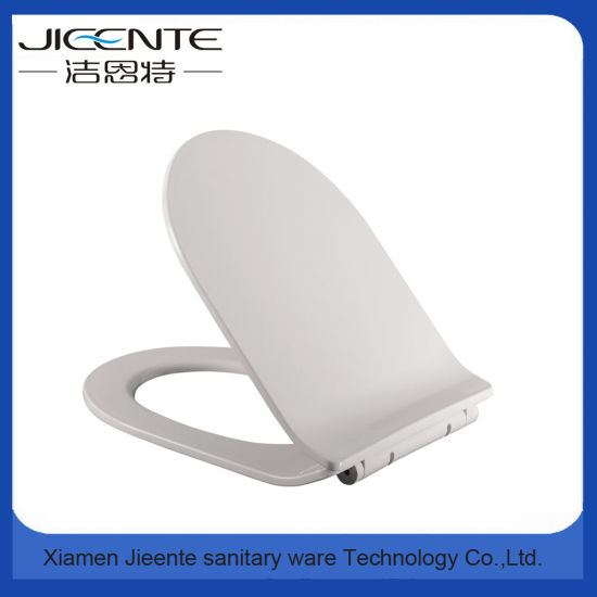 Jet-1003 Professional Manufacturer Economic Plastic Sanitary Ware Toilet pictures & photos