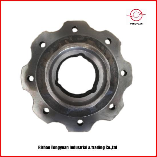 Ductile Iron Metal Wheel Hub Car Accessories Spare Parts