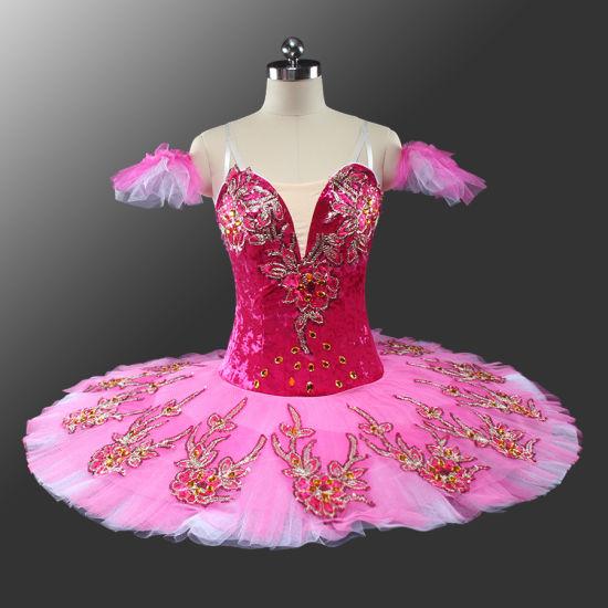 Professional Customized Performance Wear Ballet Tutu Children Kids Ballet Dance Costumes