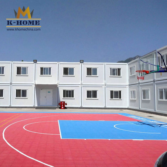 Prefab Modular Educational Building House pictures & photos