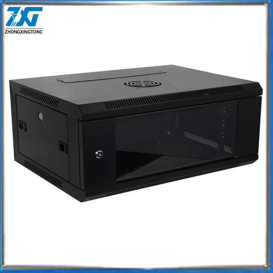China 4u - High 18′′-Deep 19′′-Wide Wallmount Enclosure Network