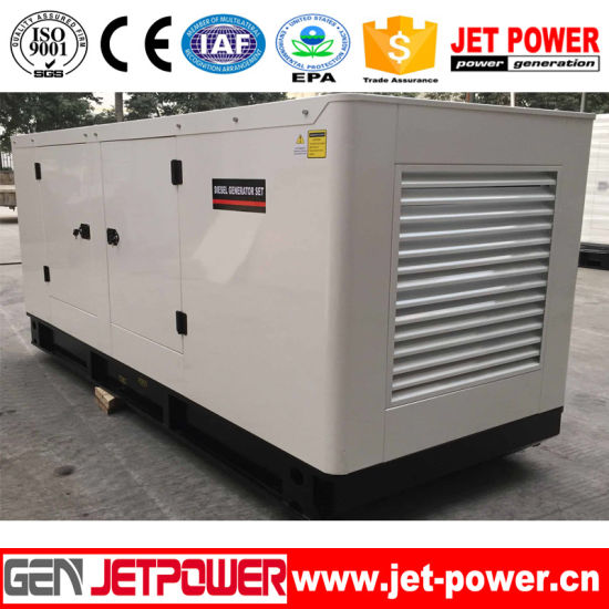 China 24kw Silent Electric Diesel Generator 30kVA Power