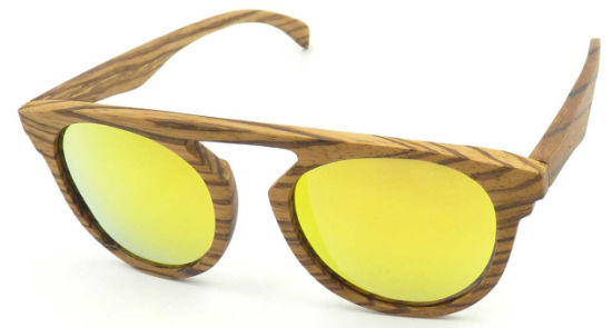 Fw17224 New Design Low MOQ Wooden Sunglass Cheap Price