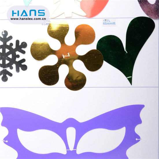 Hans Most Popular Fashion Sequin Patch