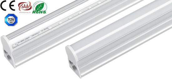 Aluminium Integrated Energy Saving Lamp T5 T8 LED Tube for Indoor