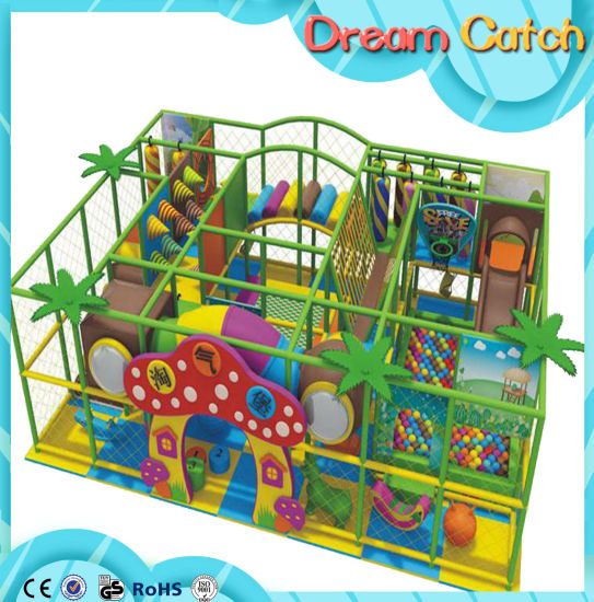 2017 Jungle Style Soft Indoor Playground pictures & photos