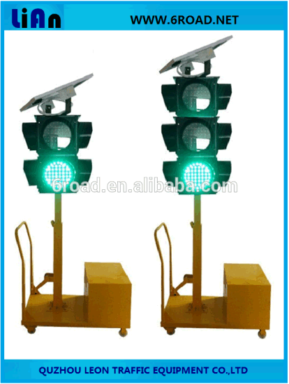 Mobile Solar Traffic Signal Lights pictures & photos
