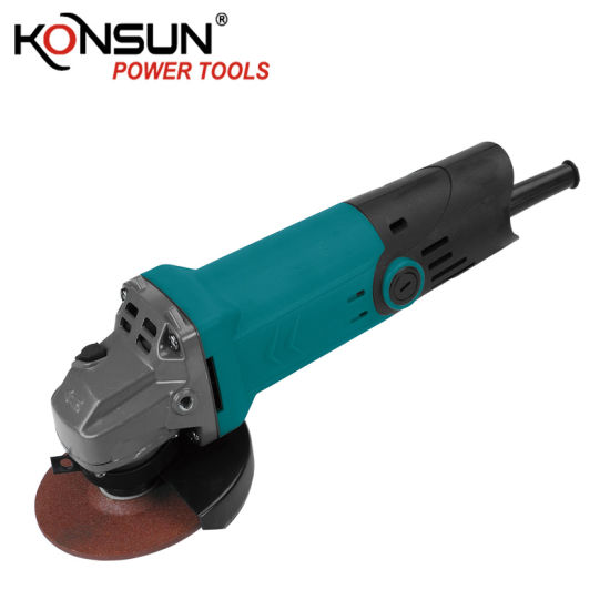 Konsun 1200W 4inch Electric Power Tools High Quality Angle Grinder Kx82107 pictures & photos