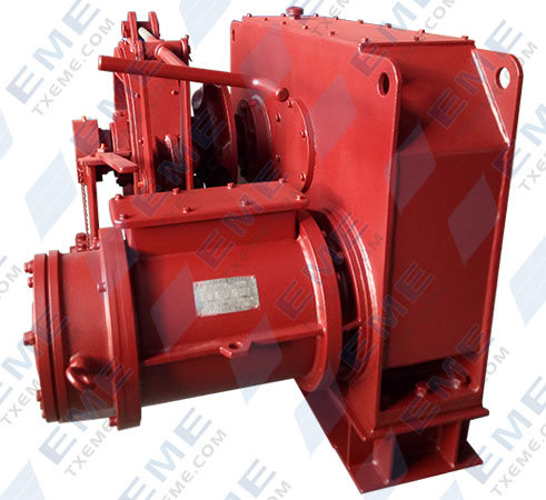Electric Anchor Windlass for Marine Boat with Class Certificate