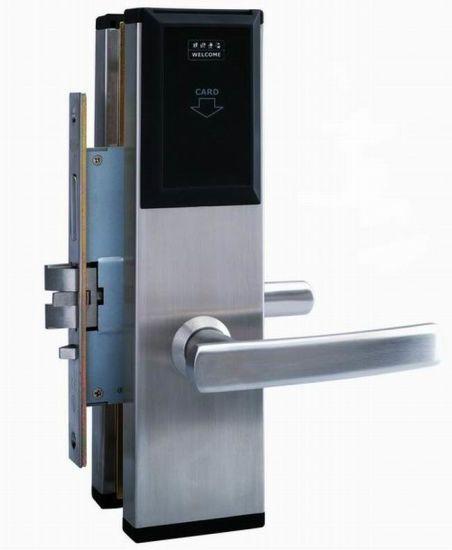 China Hotel Network Keyless Interior Door Security Lock China